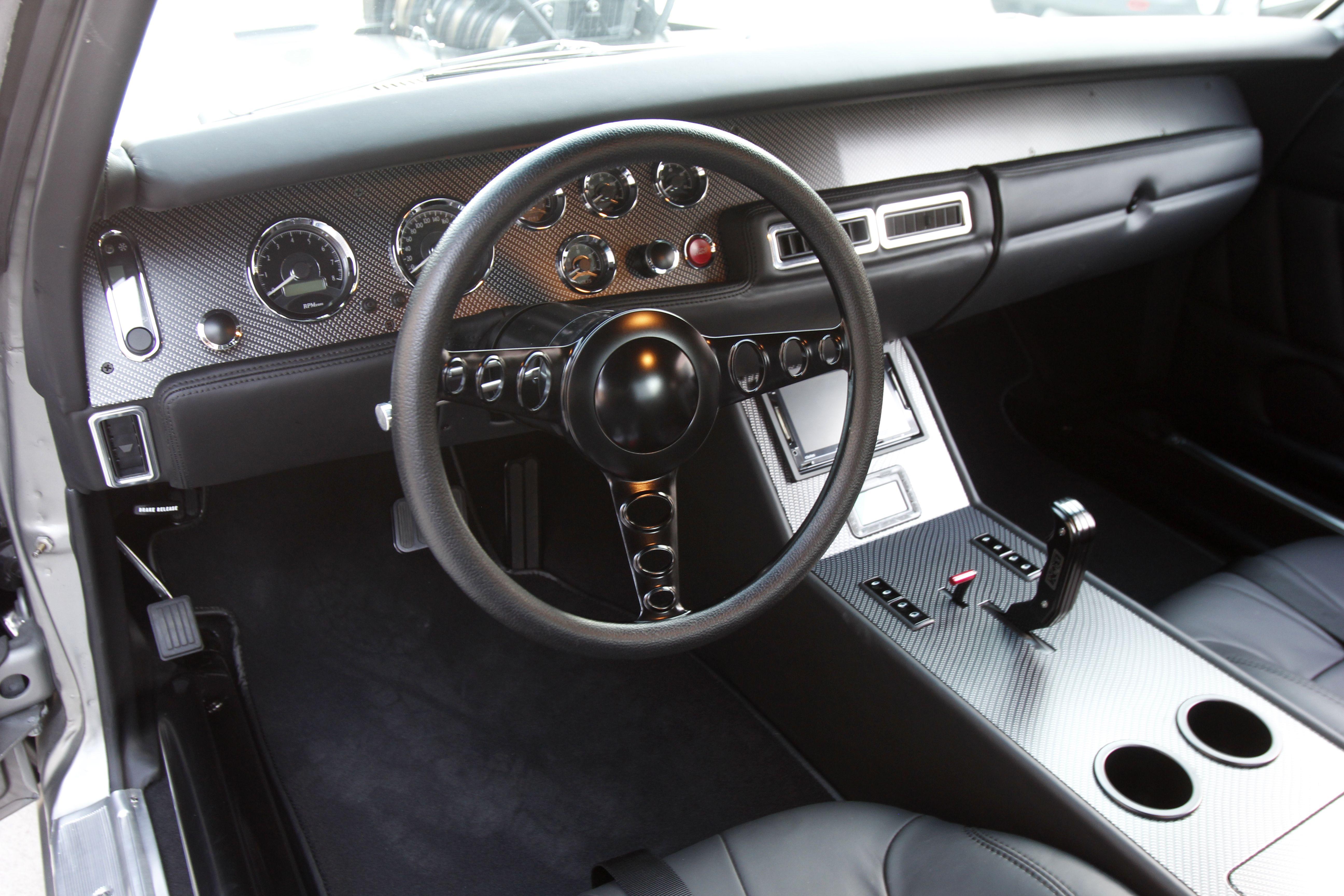 1970 Dodge Charger R T Mascar Classics
